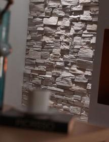 Kunststein- Wandverkleidung Montblanc Panel Piedra