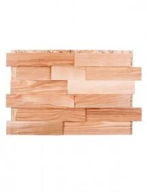 Holz Wandverkleidung - Spaltholz Esche
