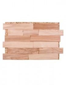 Holz Wandverkleidung - Spaltholz Esche Konold