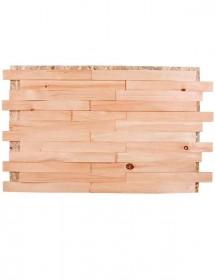 Wandverkleidung Holz - Spaltholz Zirbe Konold