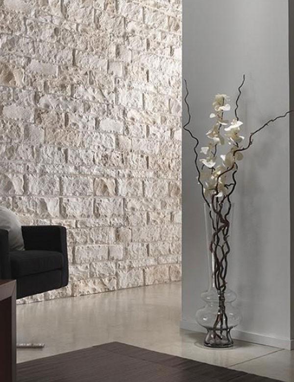 Wandverkleidung Stein Kunststein Liebana Panel Piedra