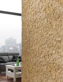 Wandverkleidung Stein Gran Cubic Panel Piedra