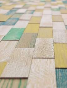 Wodewa Vintage bunt Holz