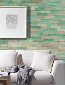 Holzverblender Wodewa Vintage grün kaufen