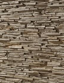 Wandverkleidung Stein Pizarra Alpes Panel Piedra