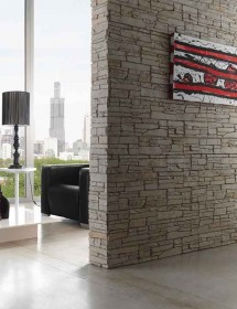 Wandverkleidung Steinoptik Laja Gallega Panel Piedra