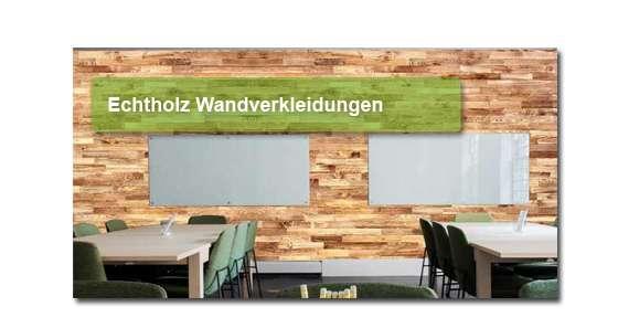 Wandverkleidung Holz und Echtholz Wandverblender
